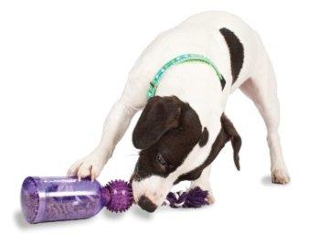 Kauspielzeug mit Futterausgabe, für mittelgroße und große Hunde