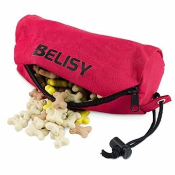 BELISY Futterbeutel für Hunde
